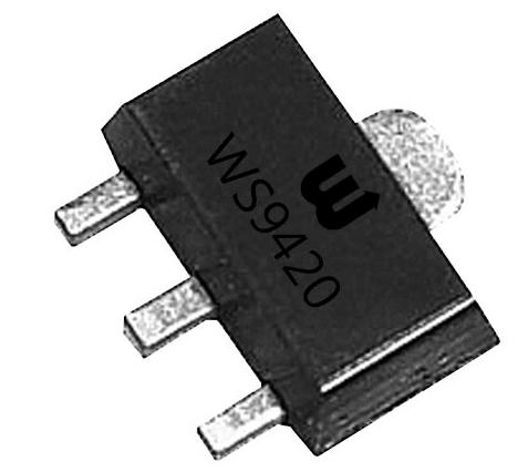 江门市WS9420小W数芯片稳先微原装