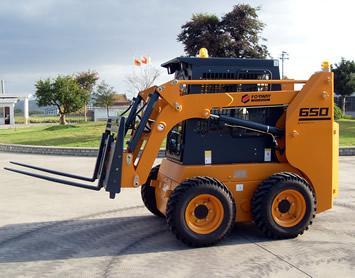 西安曼尼通滑移装载机价格-西安哪家生产的西安滑移装载机可靠