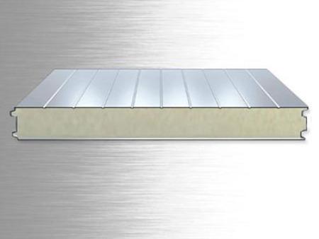 河南定制聚氨酯挂钩板_供应河南质量优良的聚氨酯双面彩钢板