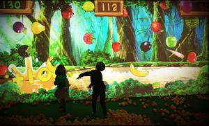 投影体感游戏-投影互动游戏
