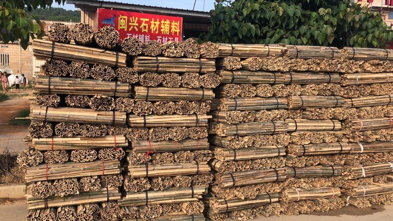 石材包装材料专用竹护角--厂家直销
