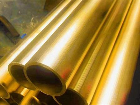 坚固耐腐蚀铜管_信誉好的空心黄铜管提供商,当选世华金属