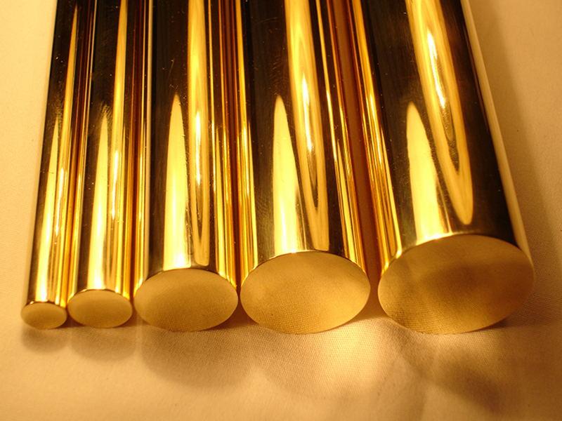 铜棒批发,黄铜材加工厂