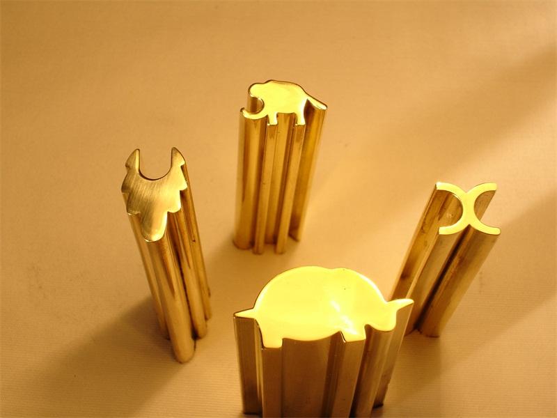 异型磷铜材加工_供应世华金属优良的异型黄铜