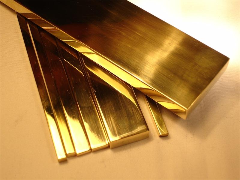 实心圆铜棒厂家供货商-哪儿能买到销量好的黄铜棒铜材呢