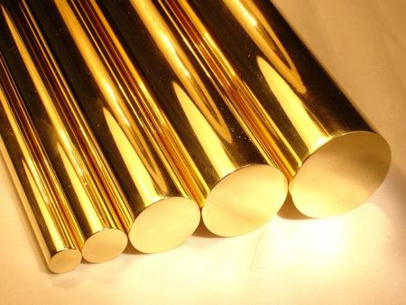 实心圆铜棒厂家代理加盟_质量好的黄铜棒铜材推荐