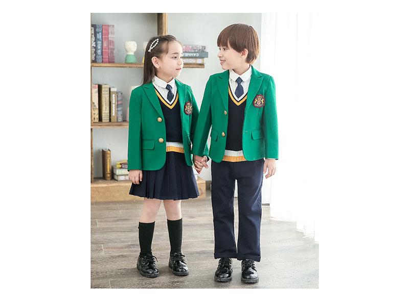 英式校服定製價格_鄭州市價格優惠的英倫裝批發