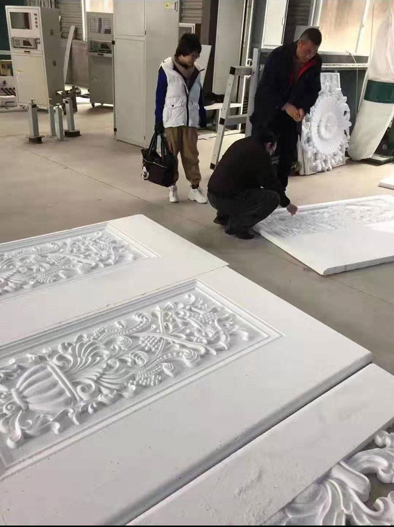 南京eps雕塑浮雕-想要造型好的EPS浮雕就到安徽鑫峰