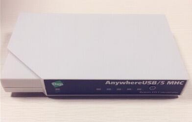 ¥美国 DIGI AW-USB-5 5口USB集线器