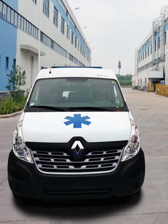 雷诺救护车代理销售