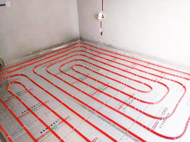 安装地暖多少钱河南装地暖每平米价格是多少?