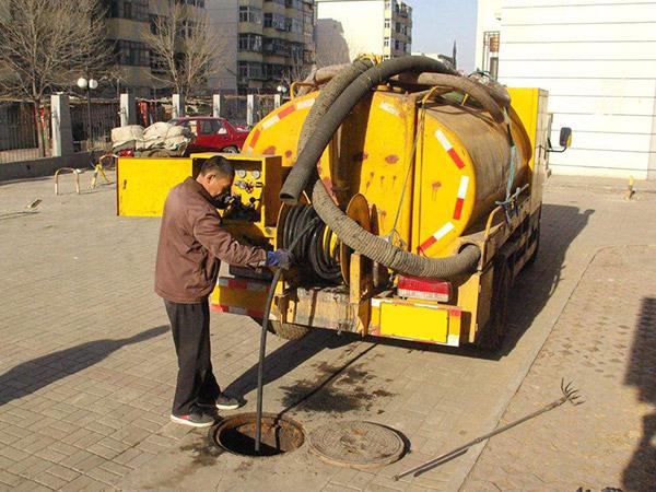 管道疏通价格|广东资深的疏通服务公司当属惠州惠洁管道疏通