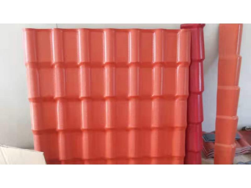 福建树脂琉璃瓦生产厂家-PVC瓦订购哪家好