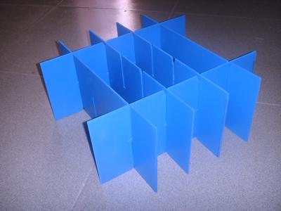 博瑞帆包装科技专业供应中空板隔板,地板保护中空板