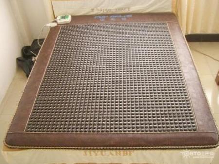 辽宁砭石加热床垫所具备的那些优点