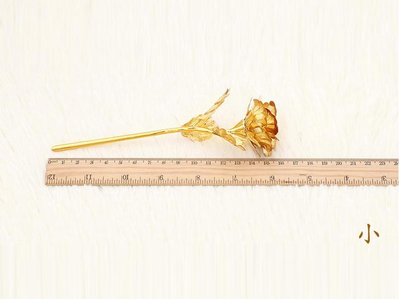金箔玫瑰花最新报价_买精美的金箔玫瑰花,就到巨峰工艺品有限公司
