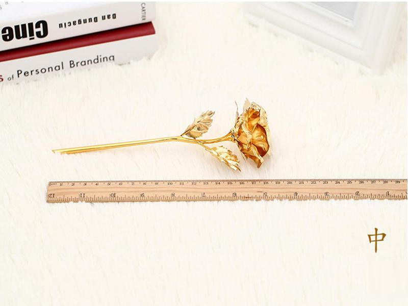 金箔工艺品|哪里可以买到高性价金箔玫瑰花