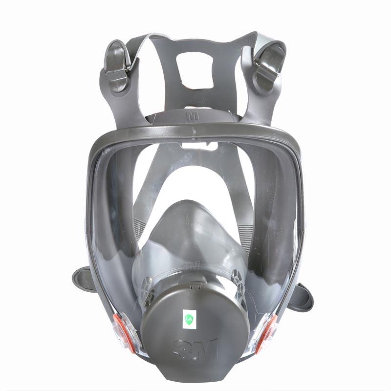 防毒面具来袭! 3M 6800防毒面具套装让你全副武装