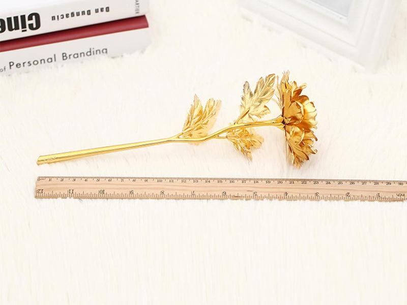 金箔花图片|温州知名金箔牡丹花厂推荐