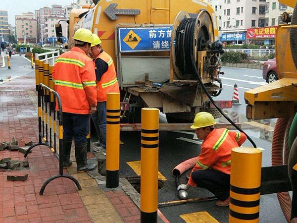惠州污水池清理服务-想找周到的污水池清理服务当选惠州惠洁管道疏通