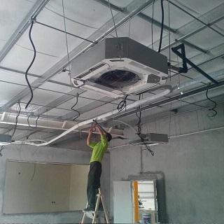 中央空调安装_水电安装-惠州市惠城区鑫锋电器制冷工程部