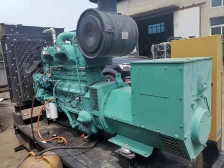 柴油发电机维修、操作步骤知识