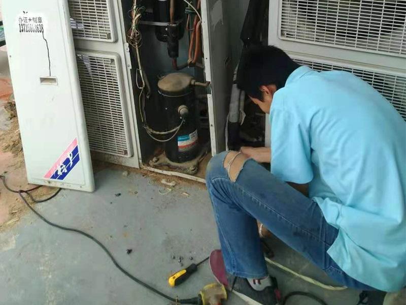 空调维修_空调清洗-惠州市惠城区鑫锋电器制冷工程部