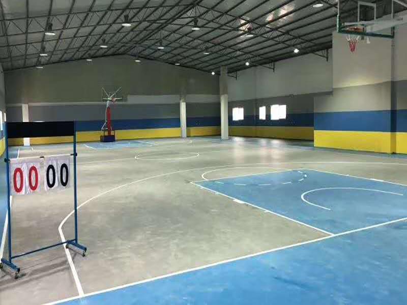 广西硅pu木纹运动篮球场-广西口碑好的广西仿木纹硅pu球场供应