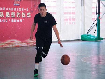 篮球一对一培训班