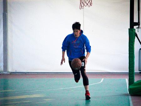篮球高考特训班