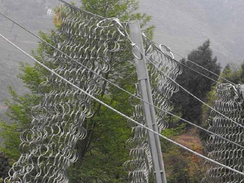 边坡滚石拦截被动网_15131856266柔性被动防护网