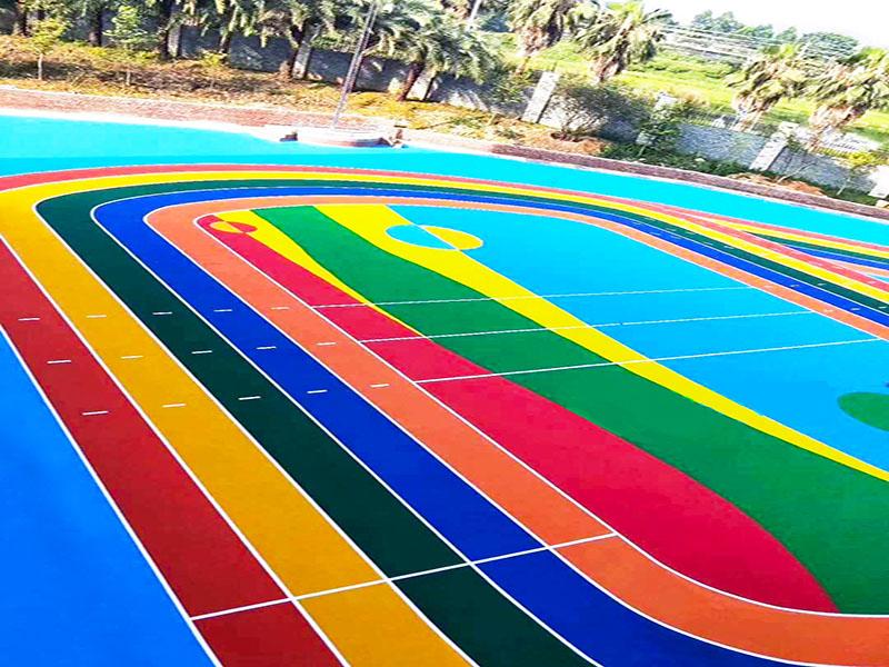 梧州幼儿园塑胶地面_广西抢手广西epdm彩色地面材料推荐