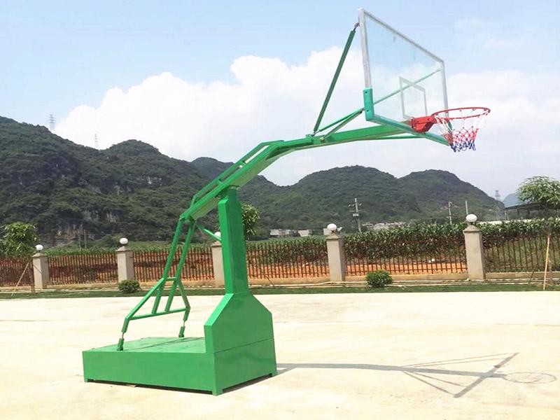 广西液压篮球架-广西优冠体育销量好的广西地埋式篮球架出售
