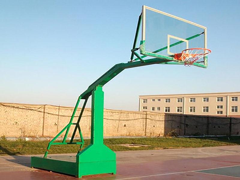 玉林篮球架安装厂家-可信赖的广西地埋式篮球架制造商