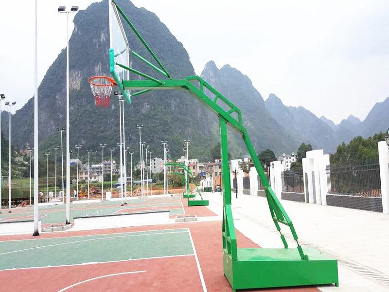 广西电动液压篮球架批发_口碑好的移动篮球架在哪有卖