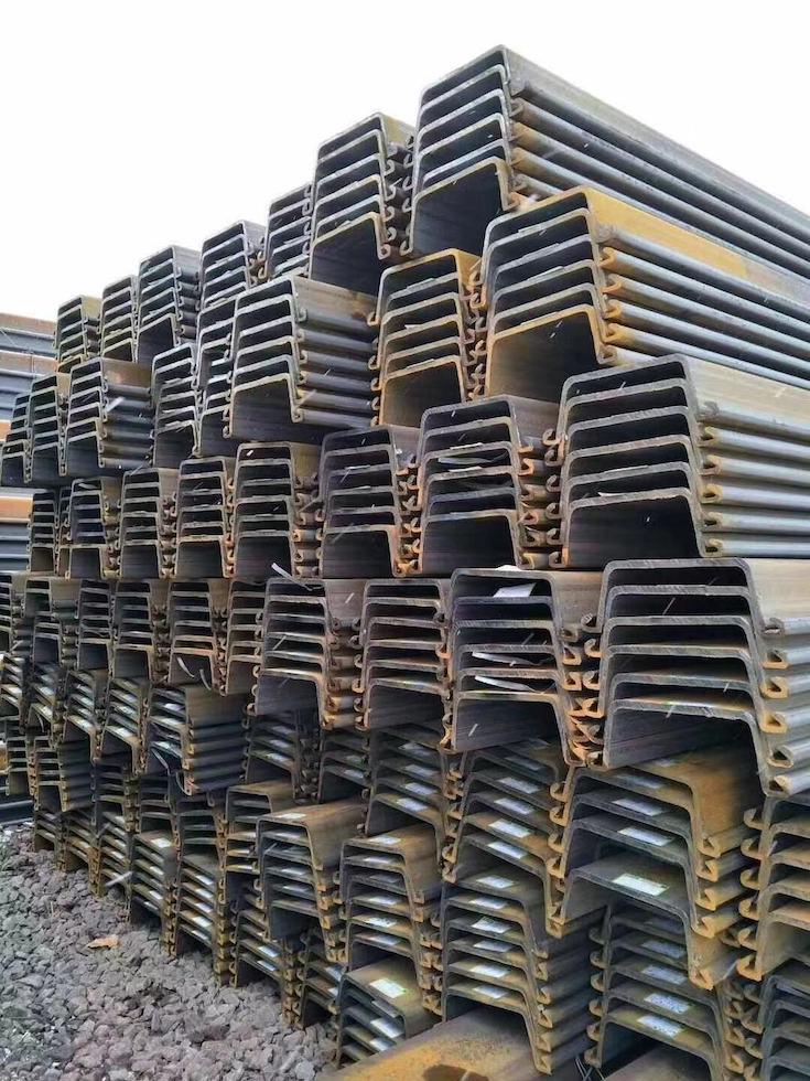 钢板桩销售-佛山哪里有卖实惠的u型钢板桩