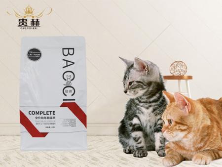 宠物营养品厂家提醒:养猫咪需要注意什么事项