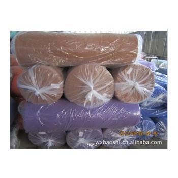 无锡哪里有供应价格优惠的经编毛巾布 供应经编毛巾