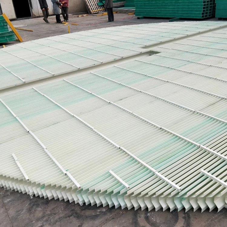 C型玻璃钢除雾器