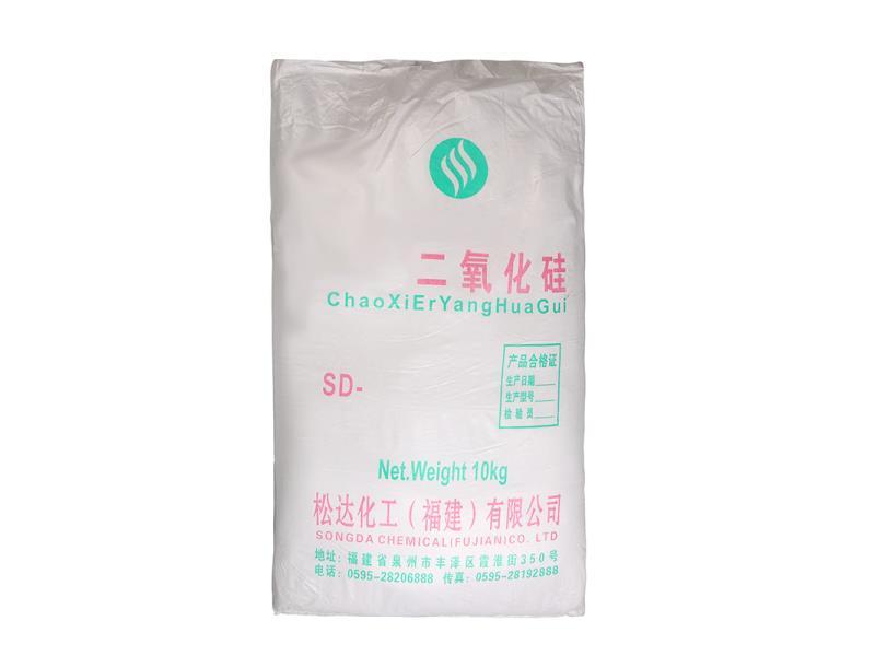 厂家直销沉淀法二氧化硅 白炭黑1000目填充防沉淀作用