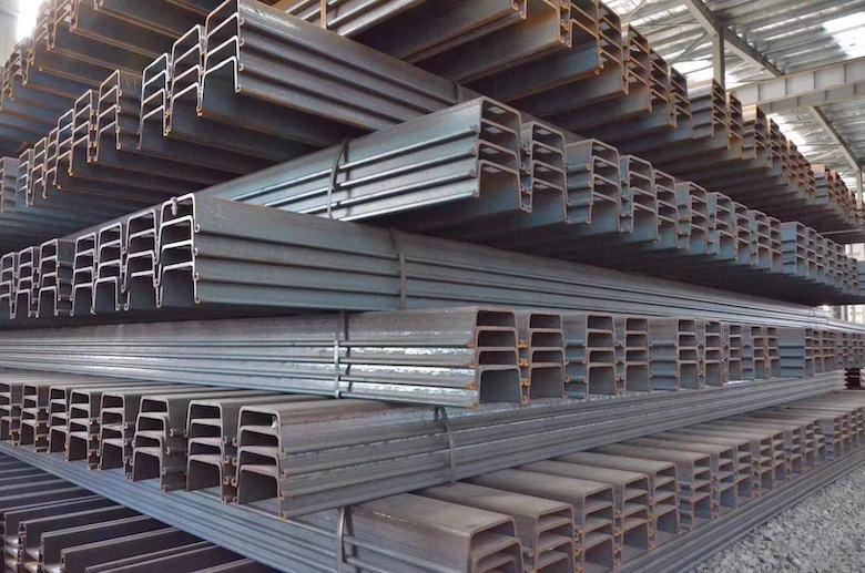 热轧钢板桩厂家