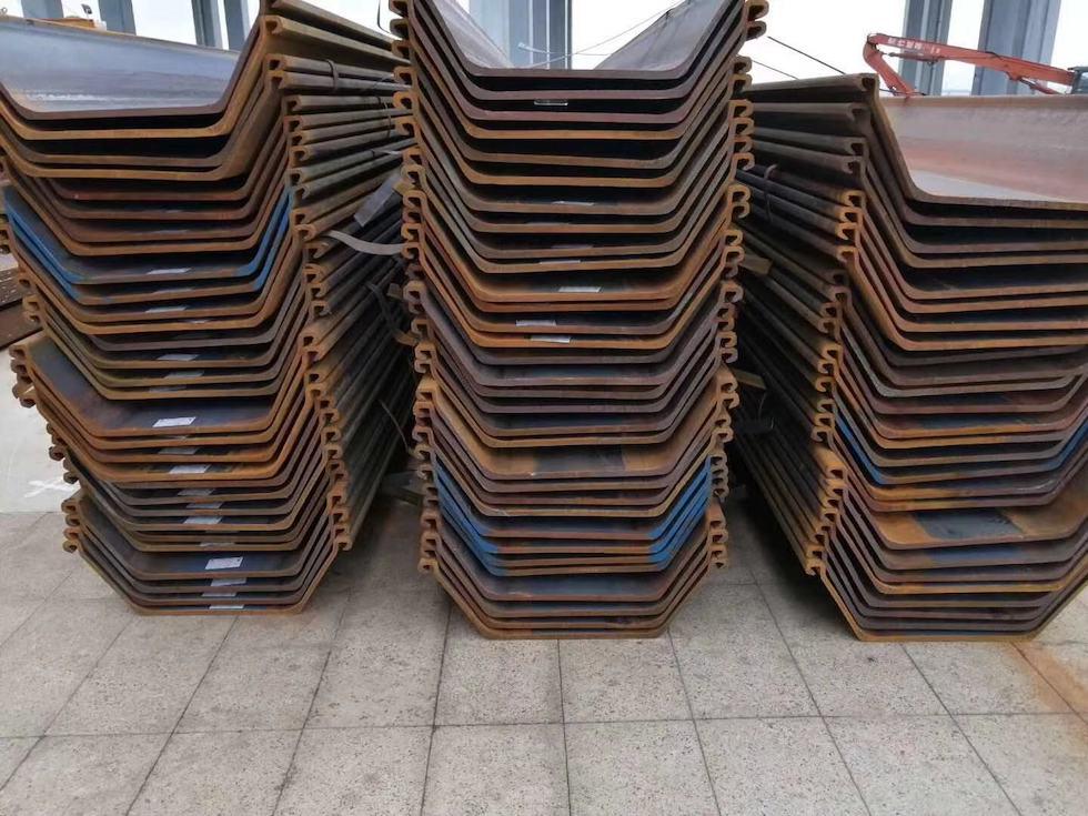 热轧钢板桩厂商-供应佛山品种齐全的热轧钢板桩销售