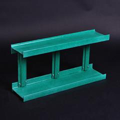 玻璃钢桥架价格@槽式玻璃钢电缆桥架规格有哪些?河北宁峰