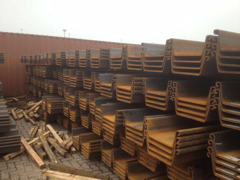 惠州钢板桩施工_广东实惠的华南钢板桩