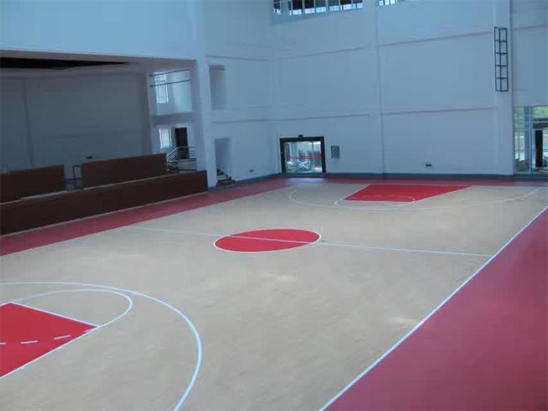 青海運動地板提供商 運動地板公司