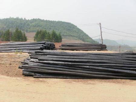 辽宁优质油木杆-油木杆就选合众木器加工厂