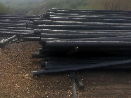 专业的油木杆供应