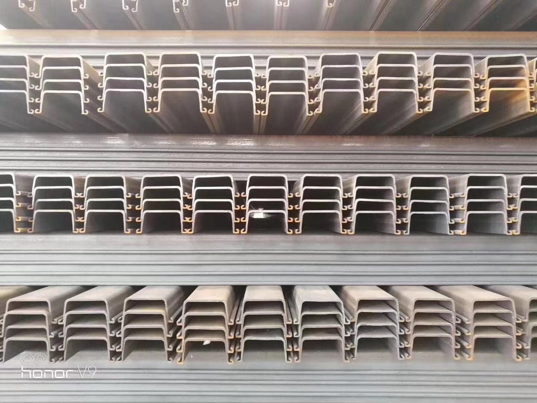 肇庆钢板桩租赁价格-哪里可以买价格实惠的钢板桩批发
