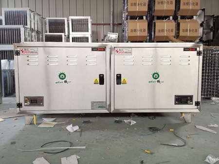 沈阳油烟净化器,高于行业生产标准的生产厂家欣凯迪环保设备