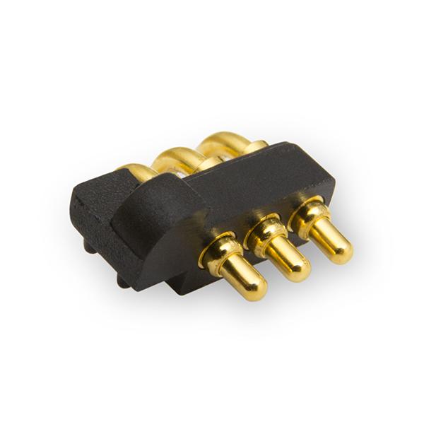 pogopin连接器